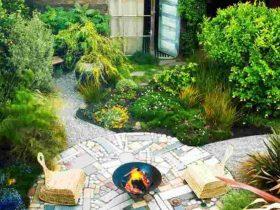 Ide Desain Taman Mungil di Rumah Idaman