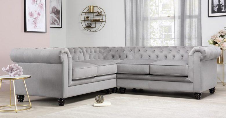 Model Sofa Velvet Untuk Ruang Tamu Modern