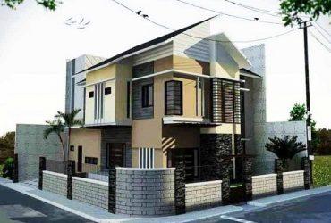 Rumah Hook Dengan Desain Interior Modern