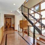 Lantai Granit Rumah Minimalis Modern
