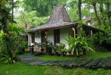 4 Ide Desain Rumah Etnik Indonesia Paling Unik dan Nyaman