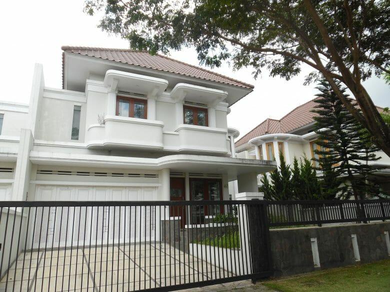 Rumah Art Deco Yang Unik Dan Menarik