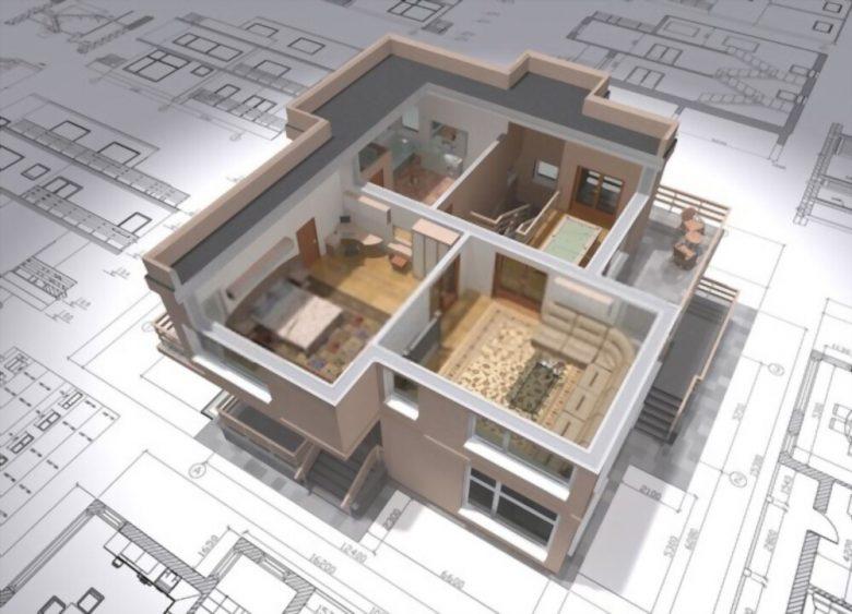 Maket Rumah Minimalis Sederhana-Modern